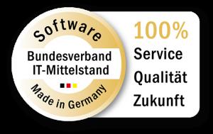 Das Siegel des Bundesverbands IT-Mittelstand