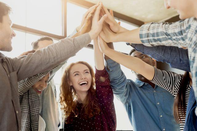 Teambuilding in einer jungen Arbeitsgruppe