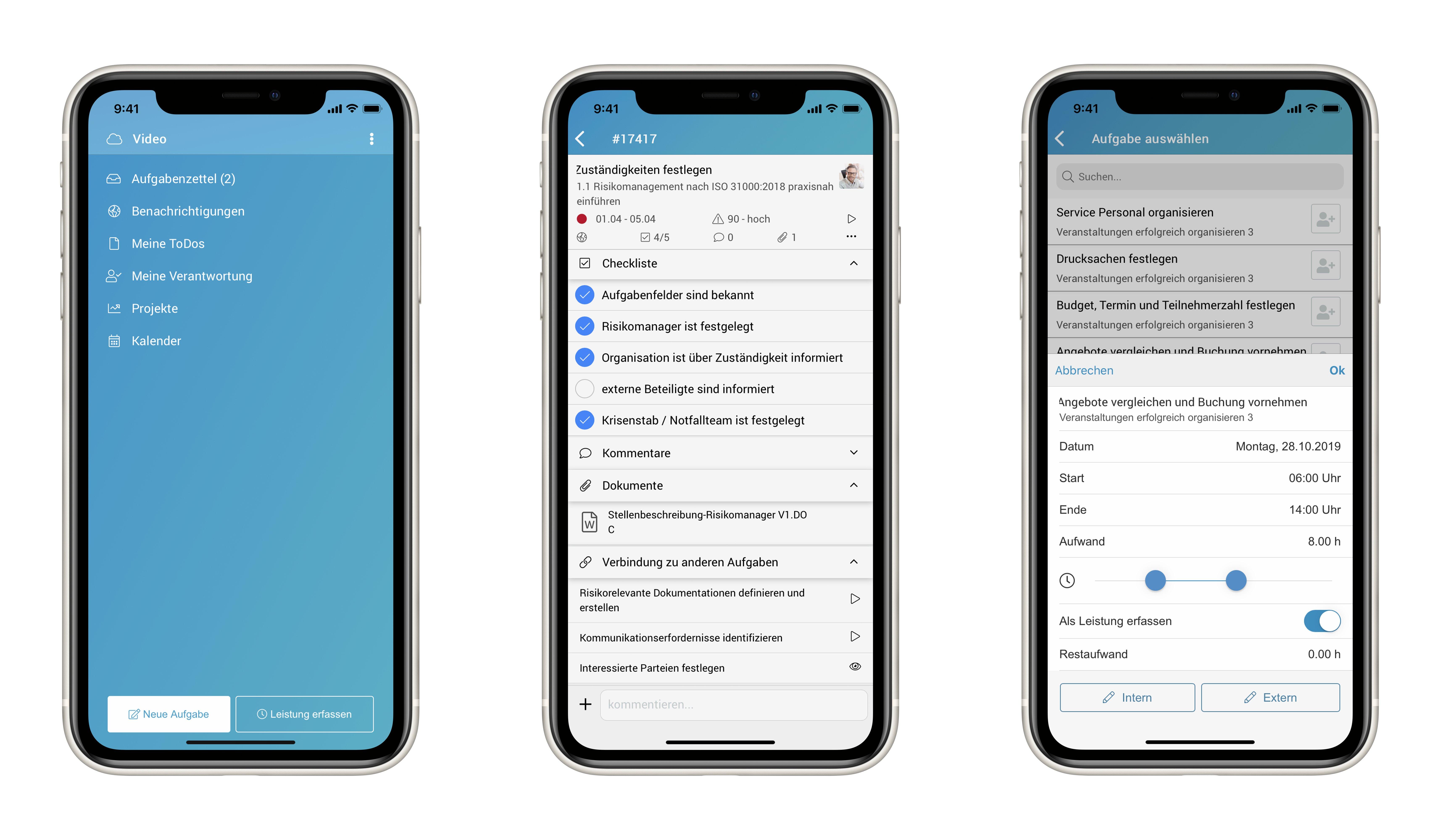 factro Mobile App
