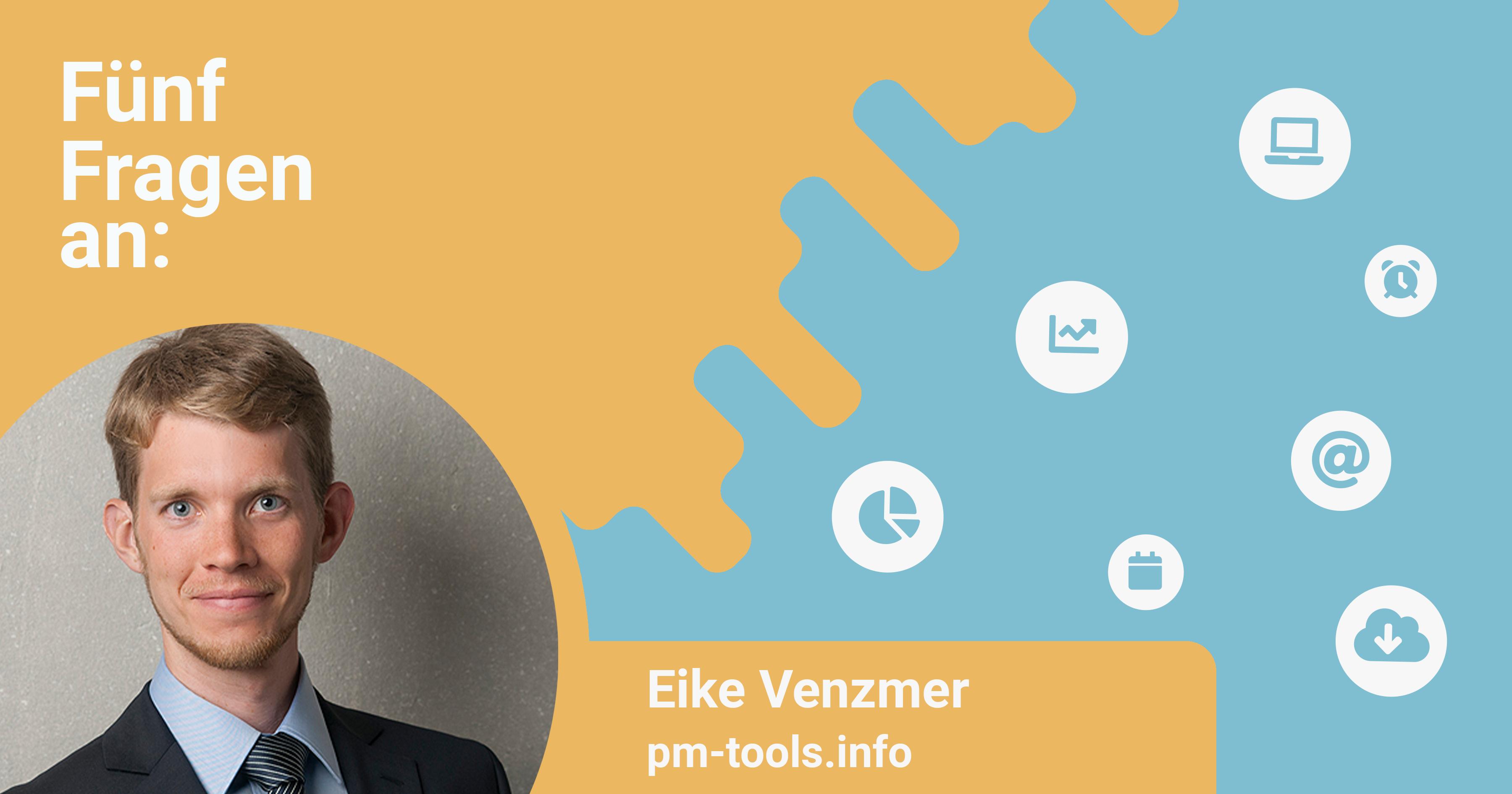 Eike Venzmer im Interview