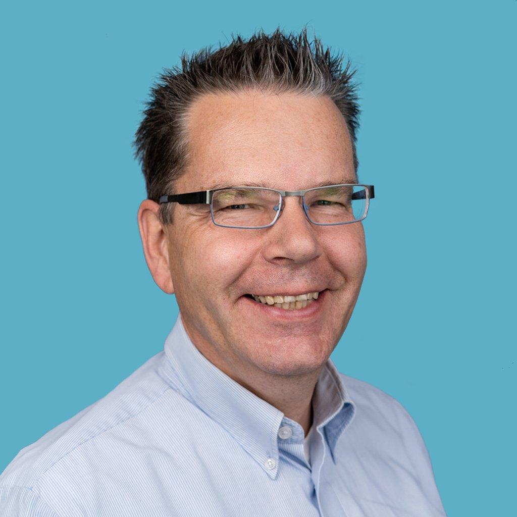 Ein Bild von QM-Experte Klaus Uhlmann