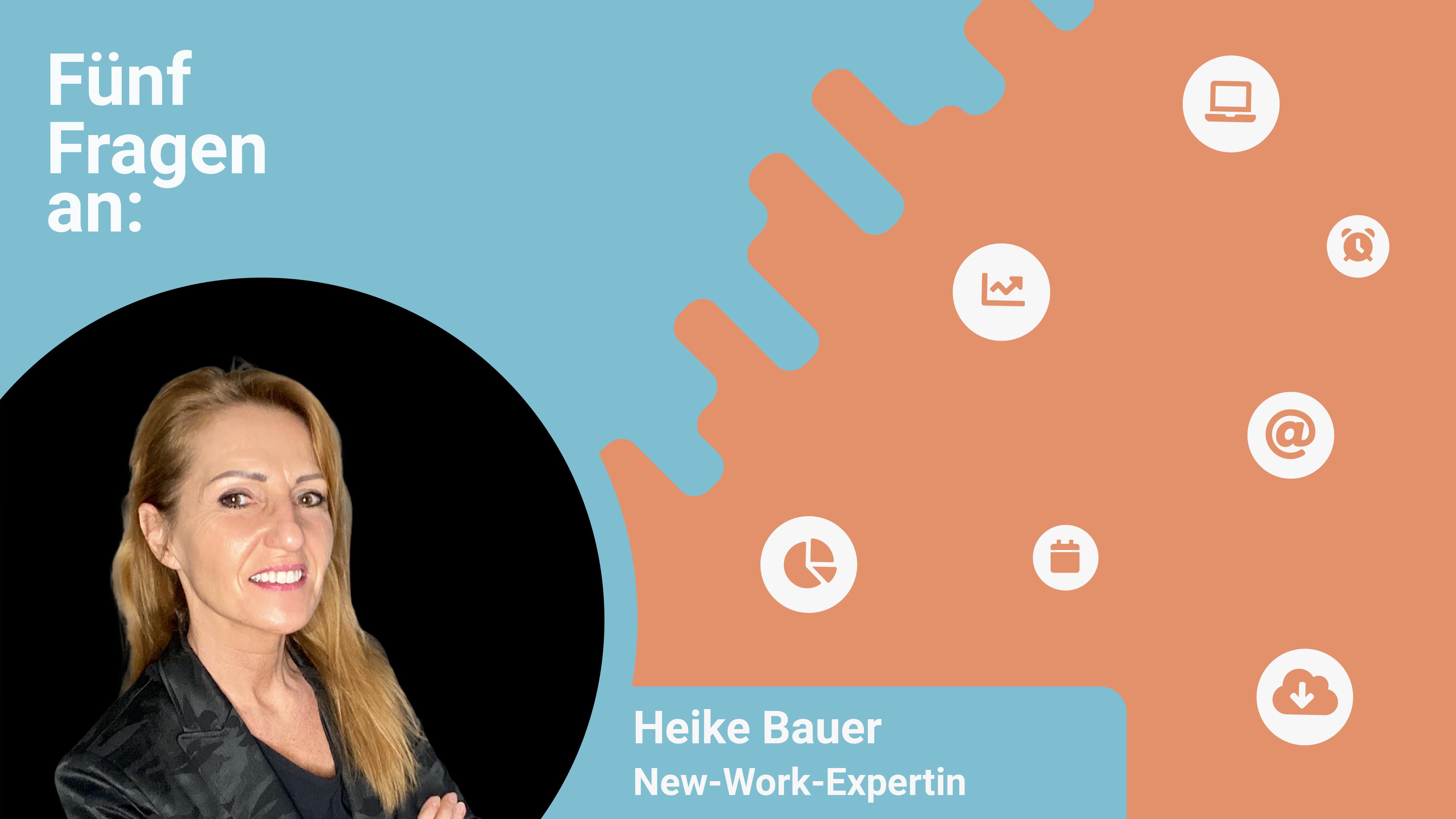 Heike Bauer im Interview mit factro