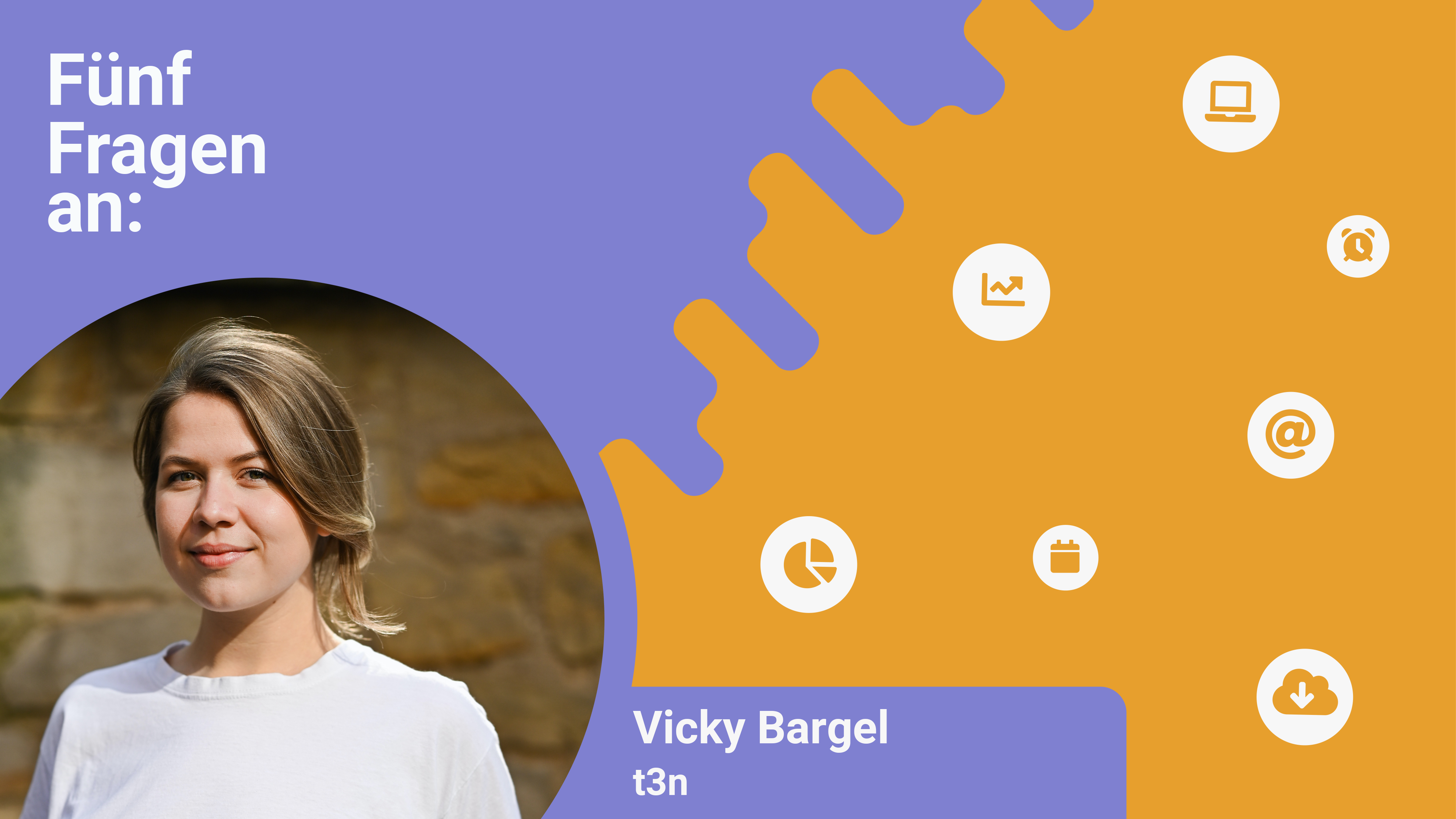 Vicky Bargel im Interview bei factro