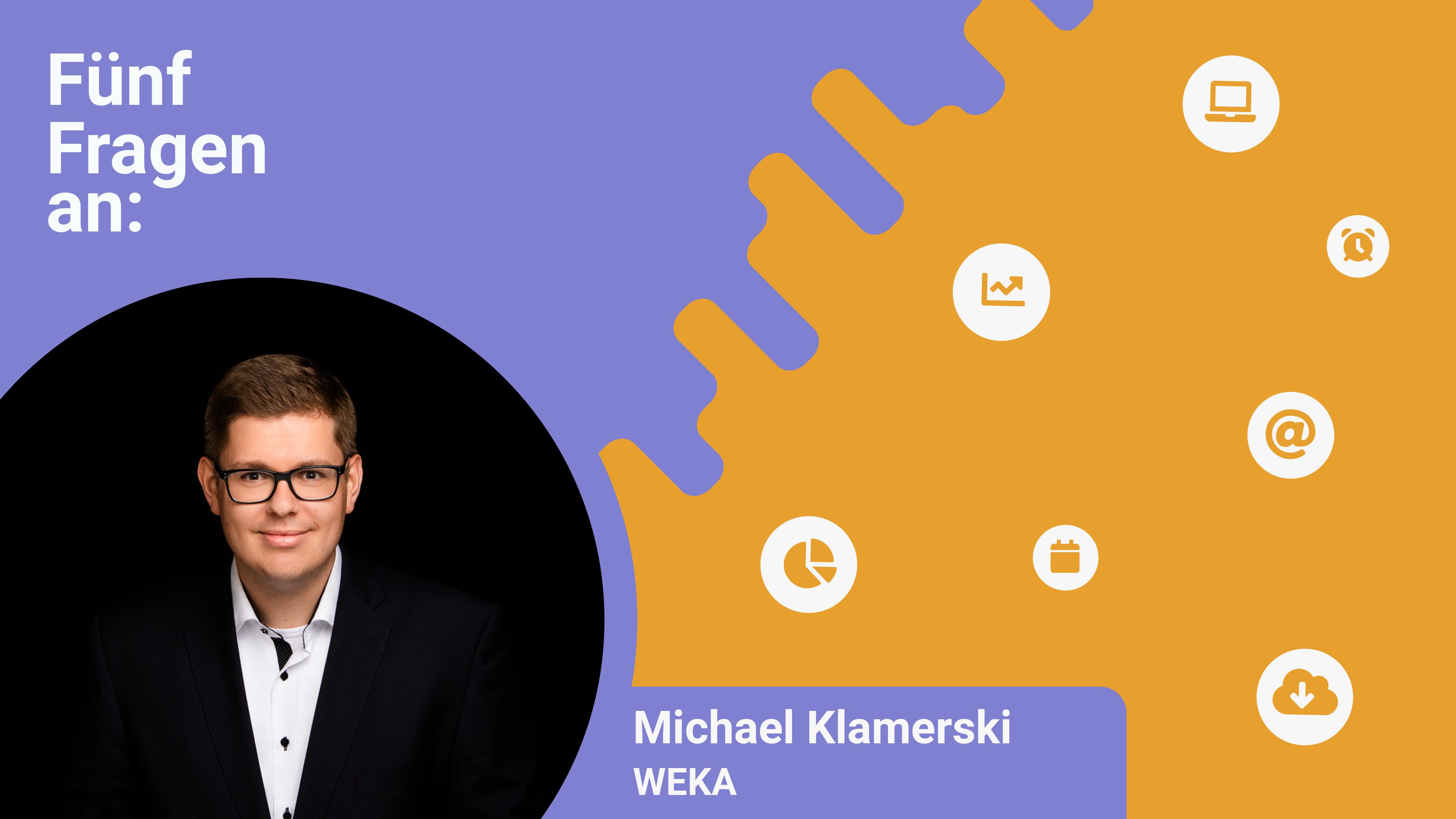Michael Klamerski im factro Interview